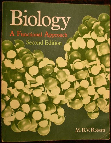9780174480129: Biology: A Functional Approach