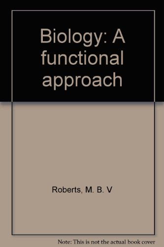 9780174480136: Biology: A functional approach