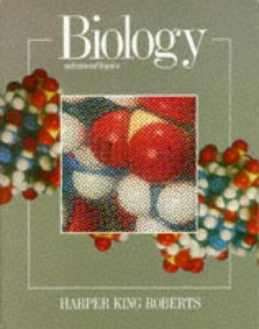 9780174480327: Biology: Advanced Topics