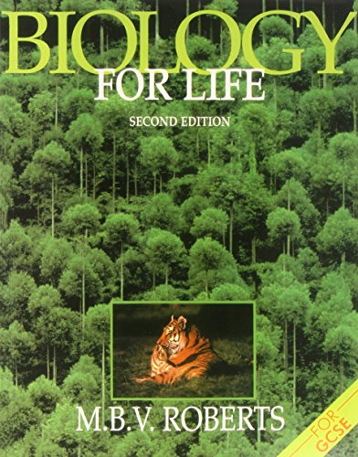 9780174480969: Biology for Life Second Edition: For GCSE