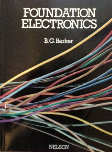 9780174481218: Foundation Electronics