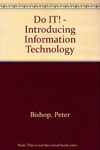 9780174481379: Do IT! - Introducing Information Technology