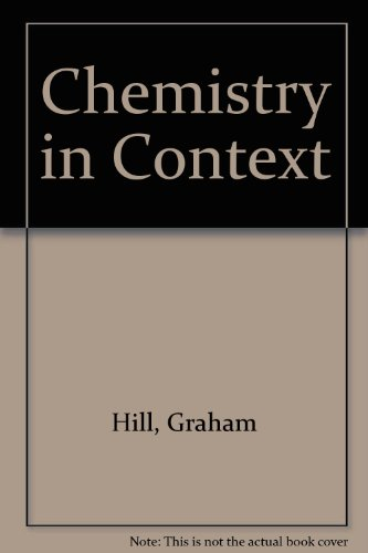 9780174481638: Chemistry in Context