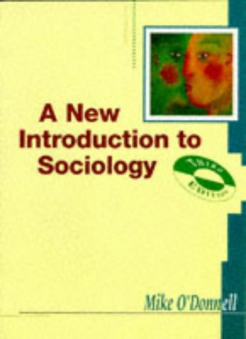 9780174481775: A New Introduction to Sociology