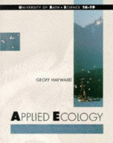 9780174481874: Bath Advanced Science - Applied Ecology