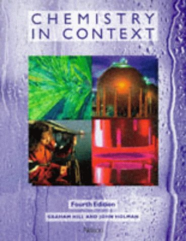 9780174481911: Chemistry in Context