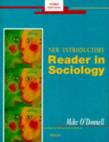 9780174481928: New Introductory Reader in Sociology (Secondary)