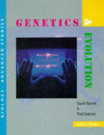 9780174481973: Genetics and Evolution (Biology Advanced Studies)