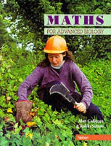 9780174482147: Maths for Advanced Biology