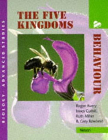 9780174482291: Five Kingdoms (Biology Advanced Studies)