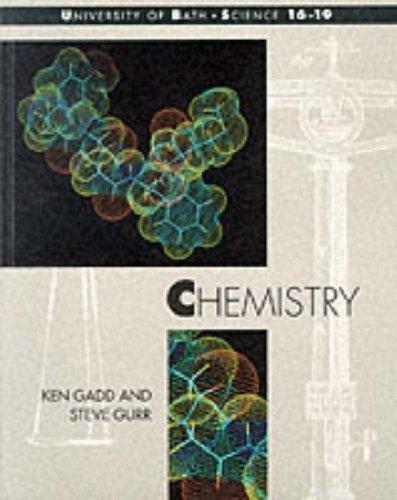 9780174482369: Bath Advanced Science - Chemistry (Bath Science 16-19)