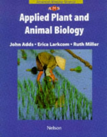 9780174482703: Nams Biology: Applied Plant Biology (Nelson Advanced Modular Science: Biology)