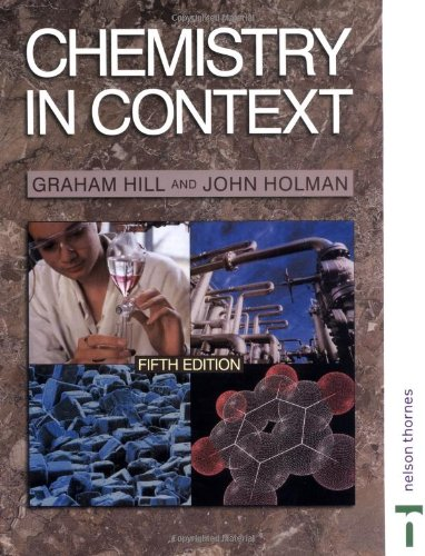 9780174482765: Chemistry in Context