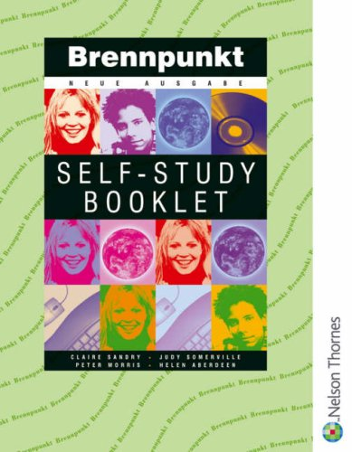 9780174490852: Brennpunkt - Self Study Booklet