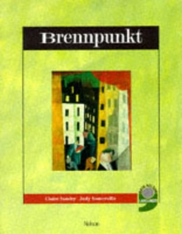 9780174491361: Brennpunkt: Students' Book (Bath Nelson Modern Languages Project)