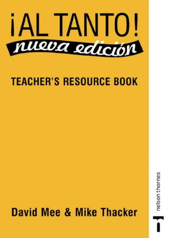 9780174491422: Al Tanto! - Teacher's Resource Book Nueva Edicion