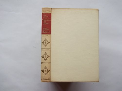 9780174510932: King Solomon's Mines (School Classics)