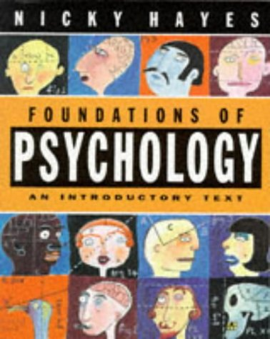 9780174900184: Foundations of Psychology: An Introductory Text