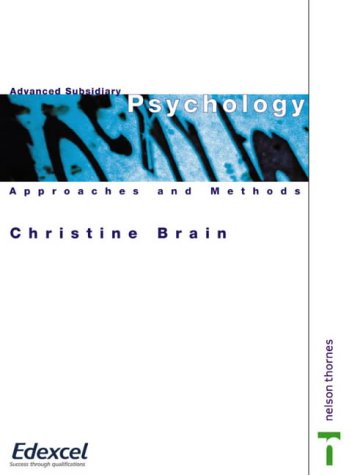 9780174900573: Advanced Subsidary Psychology