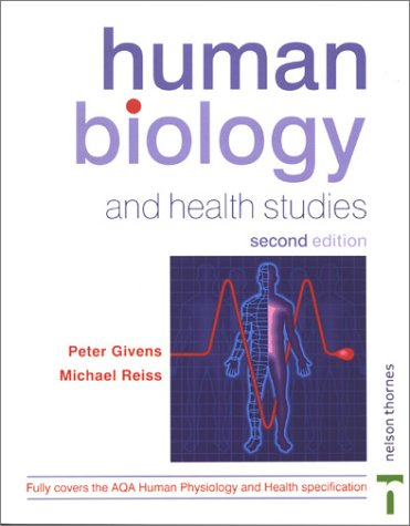 9780174900603: Human Biology and Health Studies Second Edition