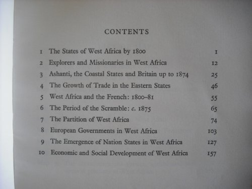 9780175110988: The rise of the nation states : A history of the West African peoples, 1800-1964