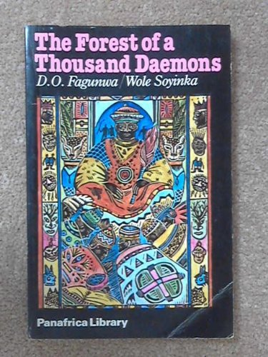 9780175112883: Forest of a Thousand Daemons (Pan-Africa Library)