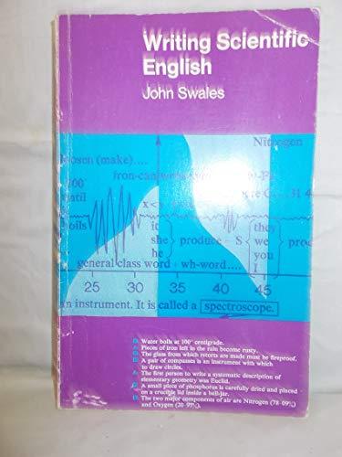 9780175550173: Writing Scientific English