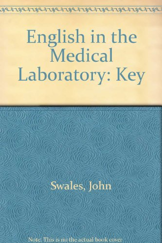 9780175552382: English in the Medical Laboratory: Key