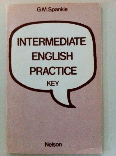 9780175552733: Intermediate English Practice: Key