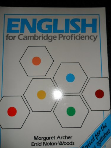 9780175553389: English for Cambridge Proficiency