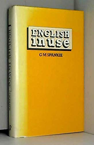 9780175553624: English in Use (Grammar & reference)