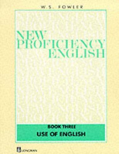 9780175556076: New Proficiency English: Use of English Bk. 3
