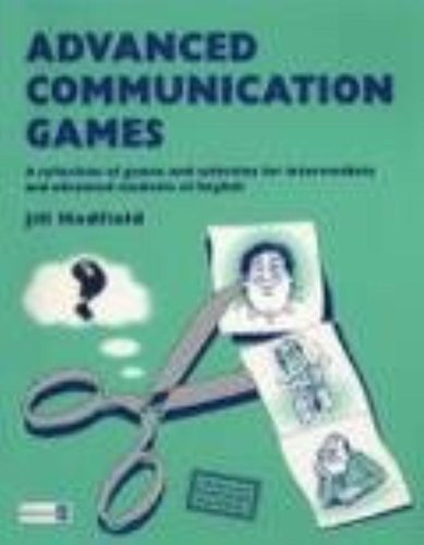 9780175556939: Advanced Communication Games (Teachers resource materials)