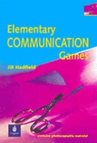 9780175556953: Elementary Communication Games (Methodology Games)