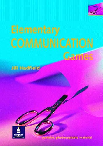 9780175556953: Elementary Communication Games (Methodology Games)