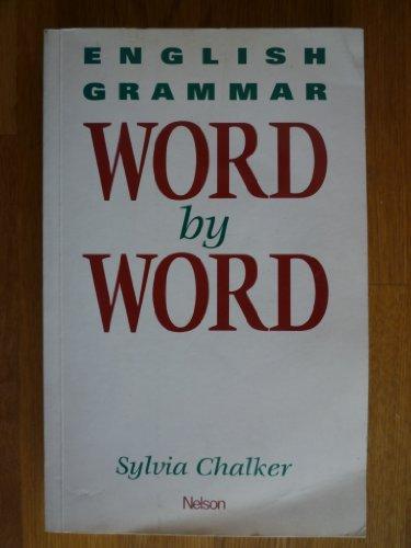 9780175557059: English Grammar Word by Word (Grammar & reference)