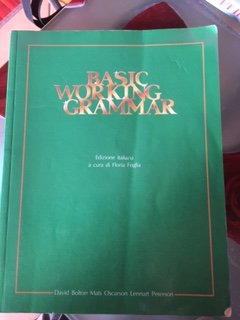 9780175557073: Basic Working Grammar: Italian