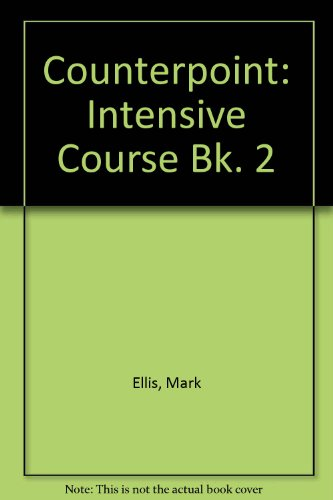9780175557141: Counterpoint: Intensive Course Bk. 2