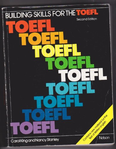 9780175557295: Building Skills for the TOEFL: Coursebk