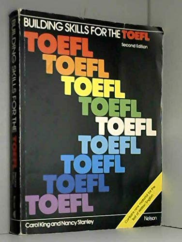 9780175557295: Building Skills for the Toefl