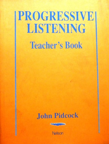 9780175557394: Progressive Listening (Nelson skills programme - listening skills)