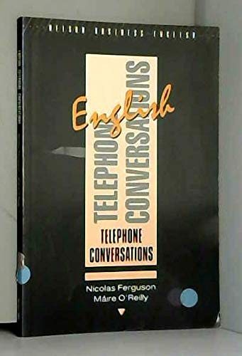 9780175558018: English Telephone Conversations