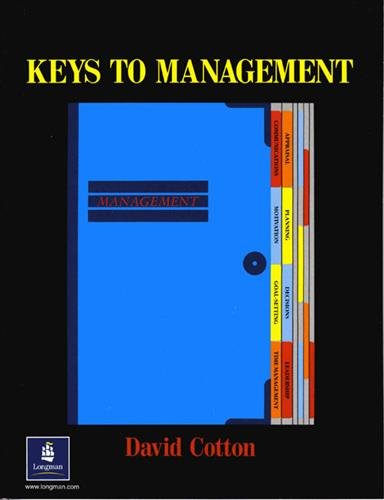 9780175558254: Keys to Management (Business English)