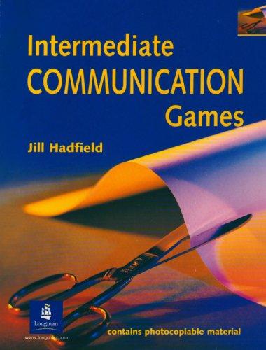 9780175558728: Intermediate Communication Games Teachers Resource Book (Methodology Games)