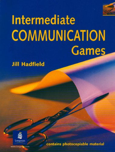 9780175558728: Intermediate Communication Games (Photocopiable ELT Games and Activities Series)
