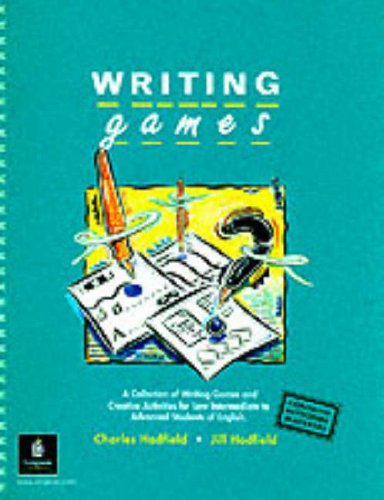 9780175558988: Writing Games (Photocopiable ELT Games and Activities Series)