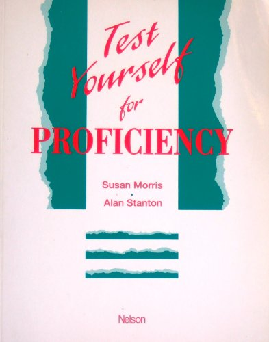 9780175559176: Test Yourself for Proficiency (Cambridge Examinations)
