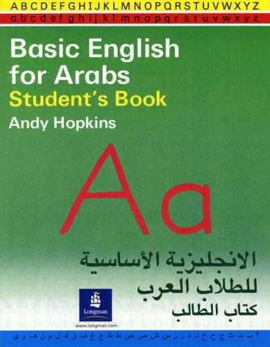 9780175560301: Basic English for Arabs Students Book (General Arab World) (English and Arabic Edition)