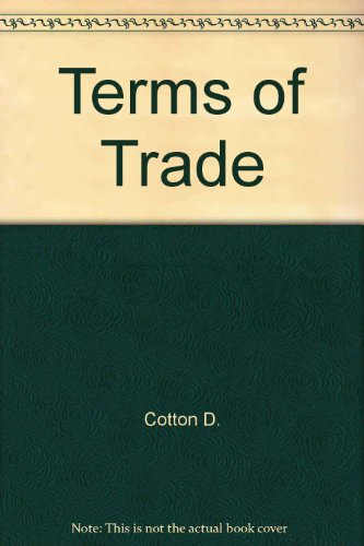 9780175562251: Terms of Trade