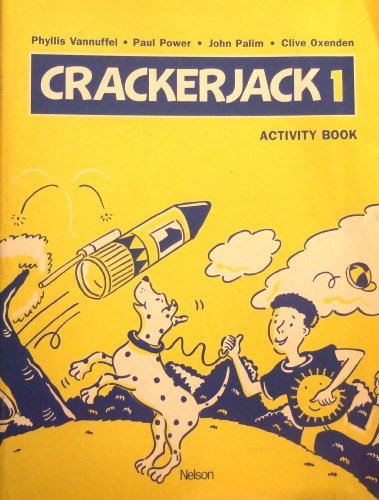 9780175562985: Crackerjack: Activity Book Level 1 (Primary courses & materials - crackerjack)